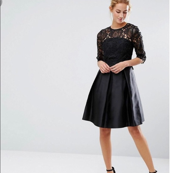 Ted Baker London Dresses Authentic Ted Baker Maaria Lace Black